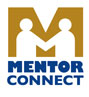 Graphic logo for Mentor Connect