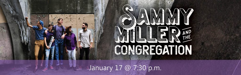 Picture of the band Sammy Miller and the Congregation