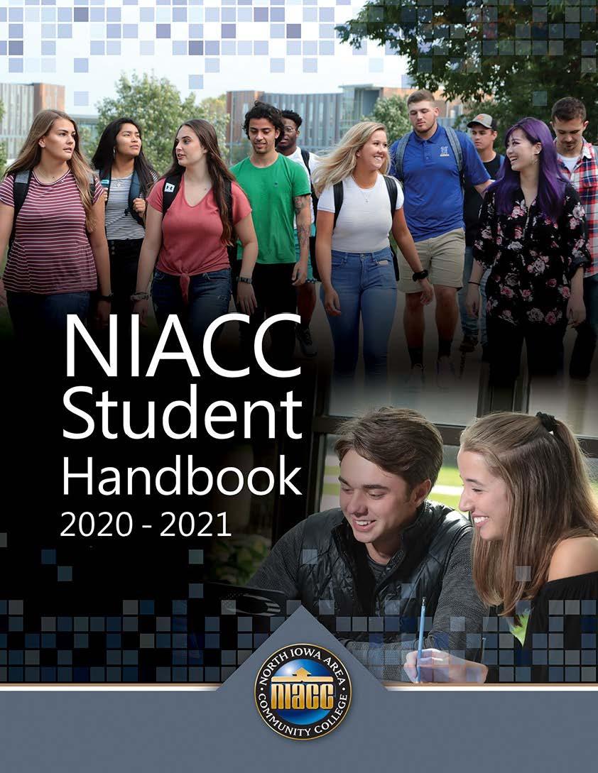 Student Handbook Cover 2020-21