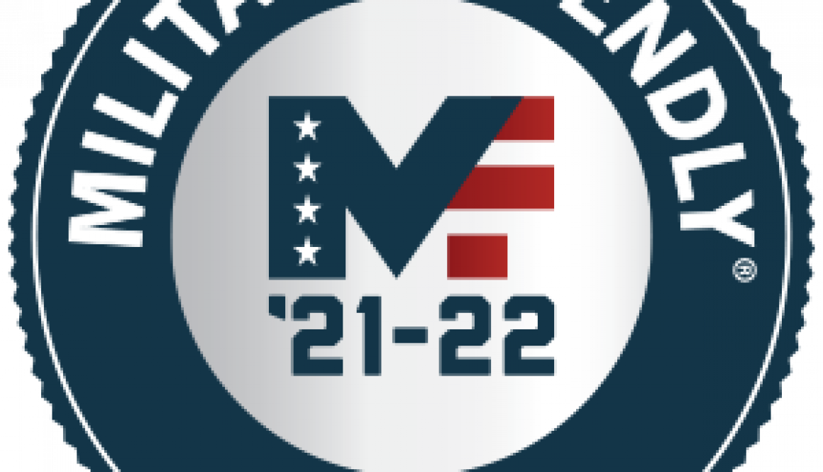Military Friendly 2021 Logo
