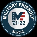 Military Friendly 2021 Logo