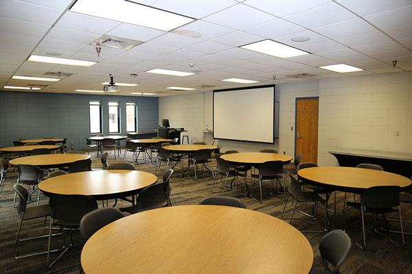Photo of meeting room AC101