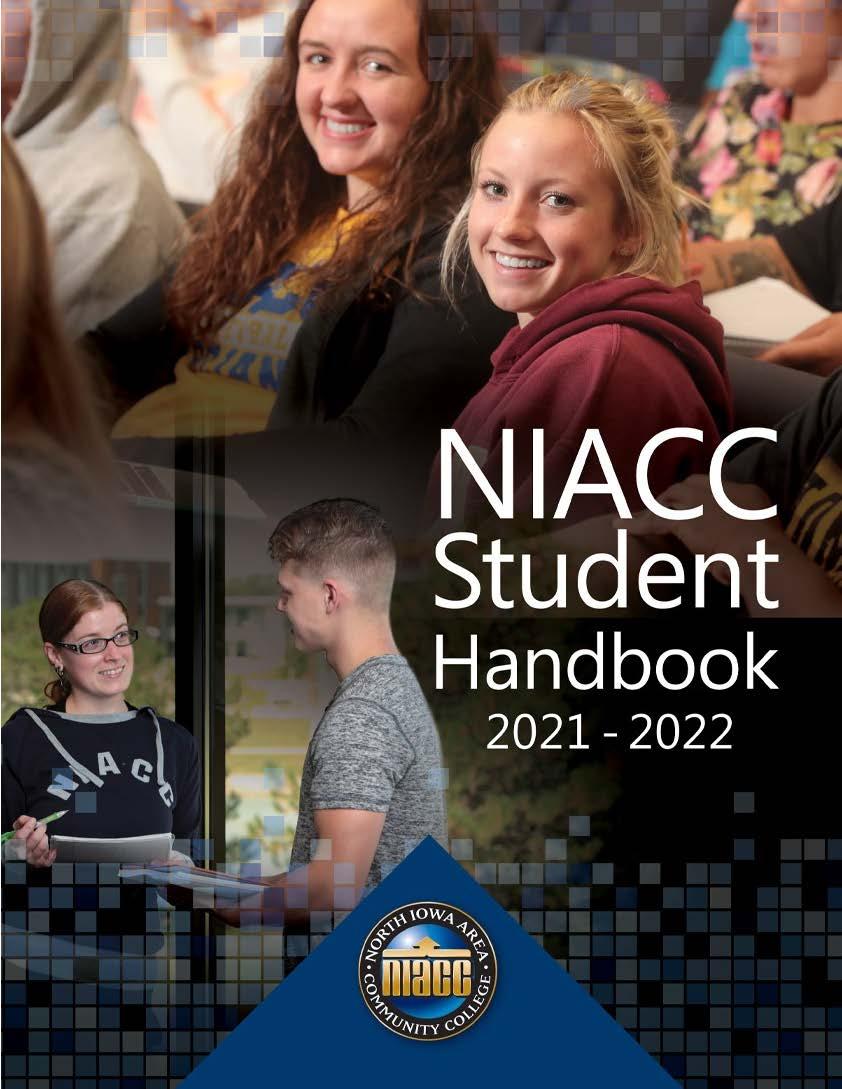 Student Handbook Cover 2021-22