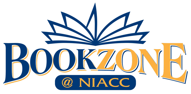 Graphic of the NIACC Bookzone