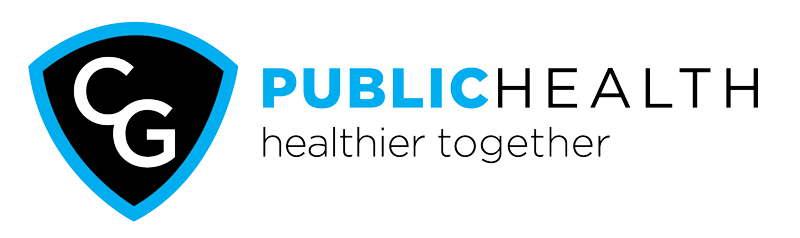 Logo for CG Public Health